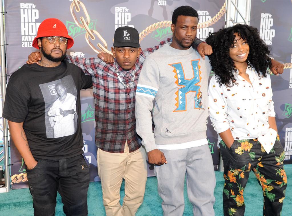 Schoolboy Q, Kendrick Lamar, Jay Rock, Sza