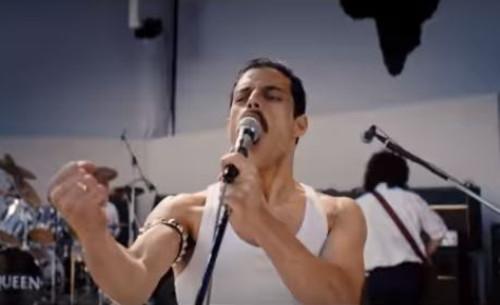 Rami Malek, Bohemian Rhapsody