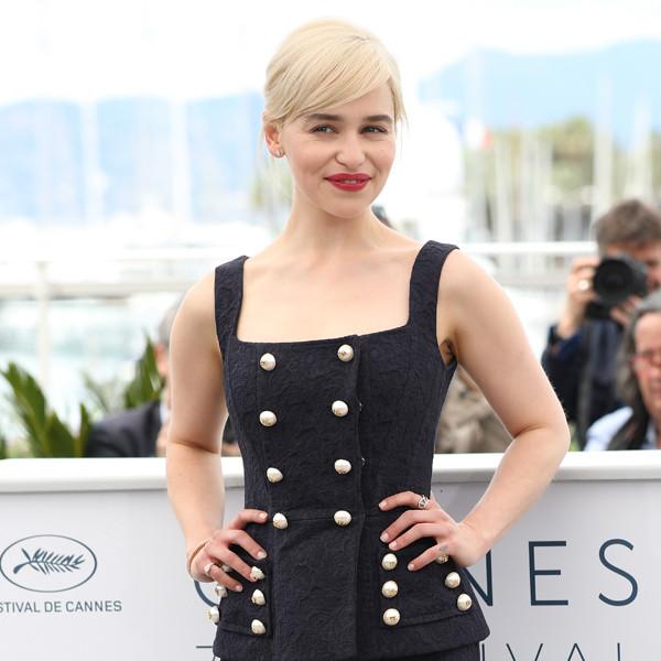 Emilia Clarke, Cannes Film Festival, Solo: A Star Wars Story Photocall