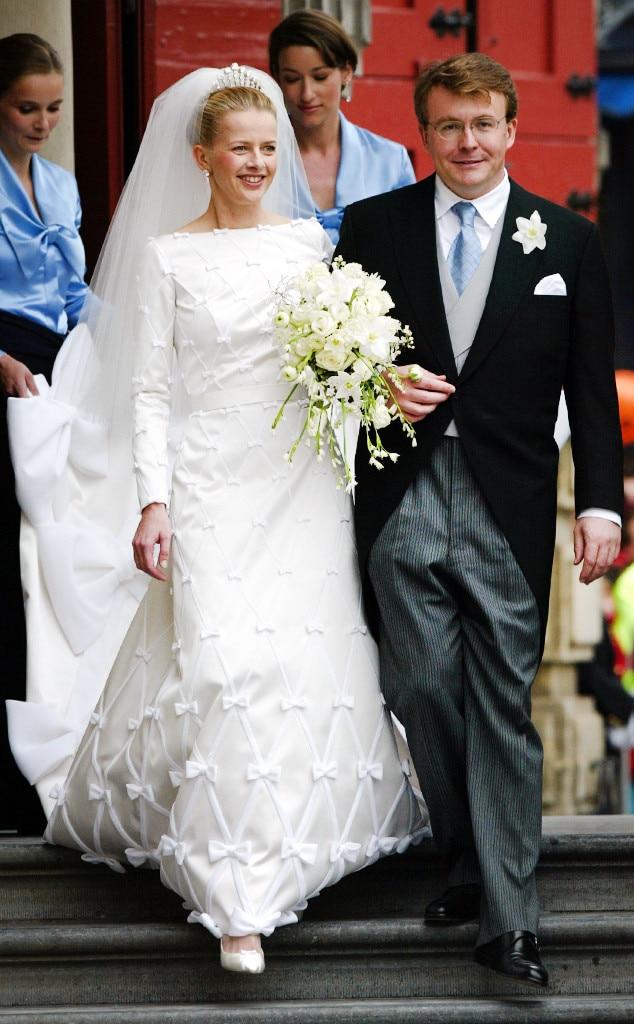 Princess Marie of Denmark from The Best Royal Wedding Dresses | E! News