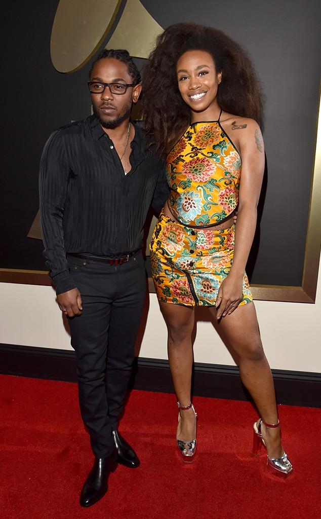 Kendrick Lamar, Sza, Grammy Awards 2016