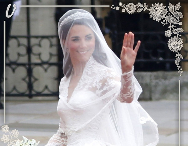 V: Veil from Royal Wedding A-Z: Everything You Need to ...