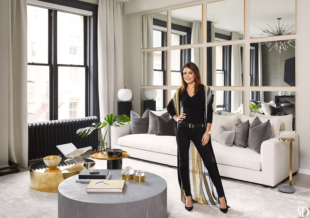 Bethenny Frankel, Architectural Digest