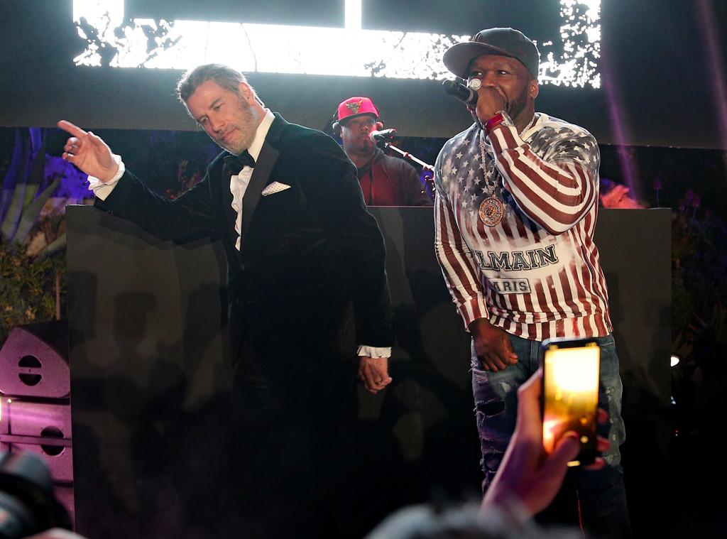 John Travolta, 50 Cent