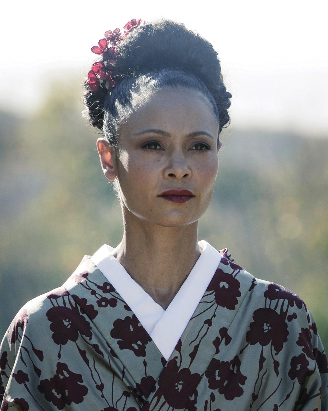 ESC: Westworld, Thandie Newton