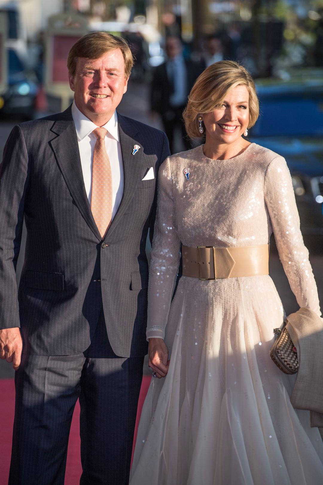 reina Maxima de Holanda, rey Willem-Alexander