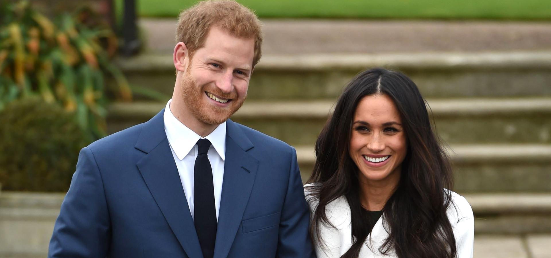 Prince Harry, Meghan Markle, Large Teaser, Royal Wedding