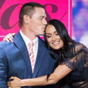 John Cena, Nikki Bella, Today