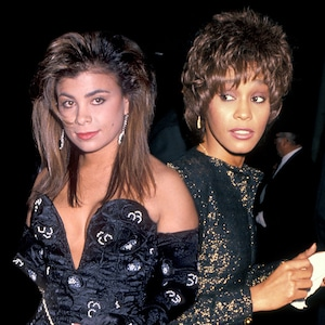Paula Abdul, Whitney Houston