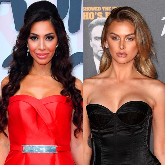 Reality Stars Invade Cannes  How Lala Kent and Farrah Abraham Livened Up  the Film Festival   E! News Canada 8f5e342ddc9d