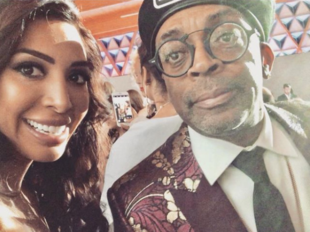 Farrah Abraham, Spike Lee