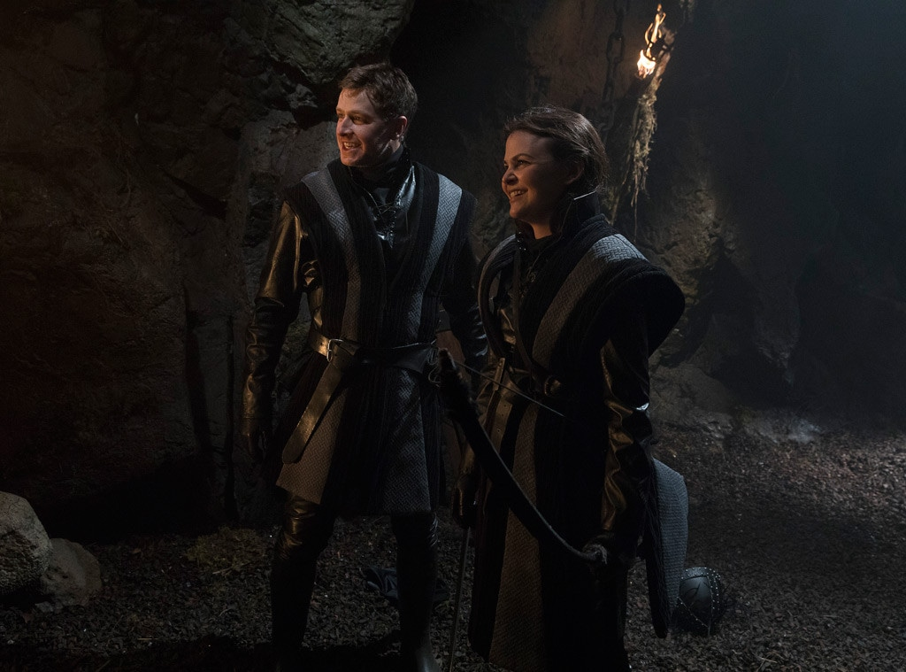 Ginnifer Goodwin, Josh Dallas, Once Upon a Time Series Finale