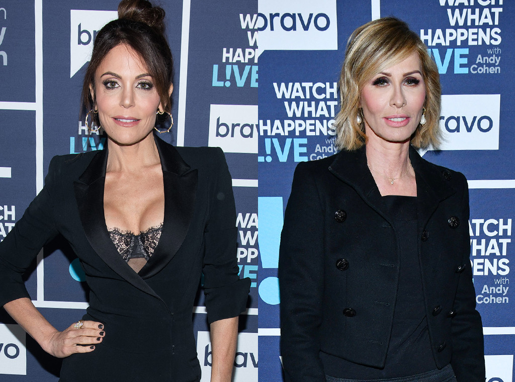 Carole Radziwill, Bethenny Frankel , THE REAL HOUSEWIVES OF NEW YORK CITY
