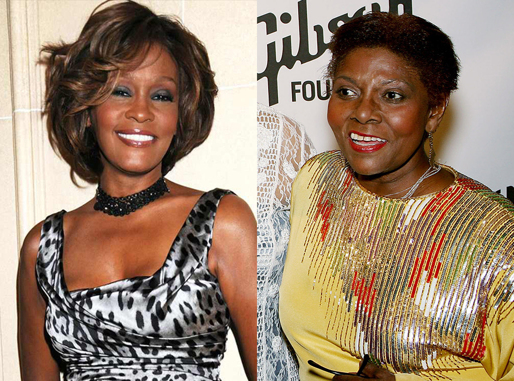 Whitney Houston, Dee Dee Warwick
