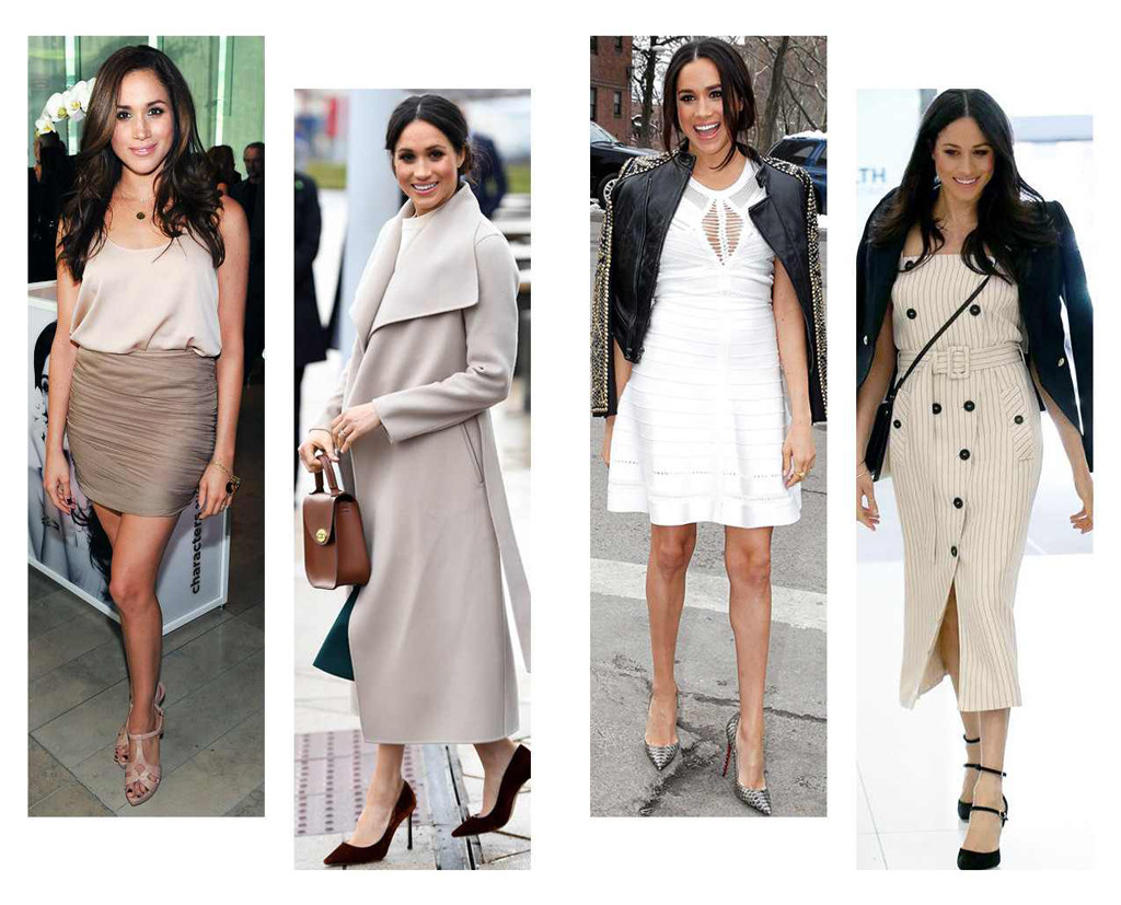 How Meghan Markle S Style Changed Since Dating Prince Harry E News