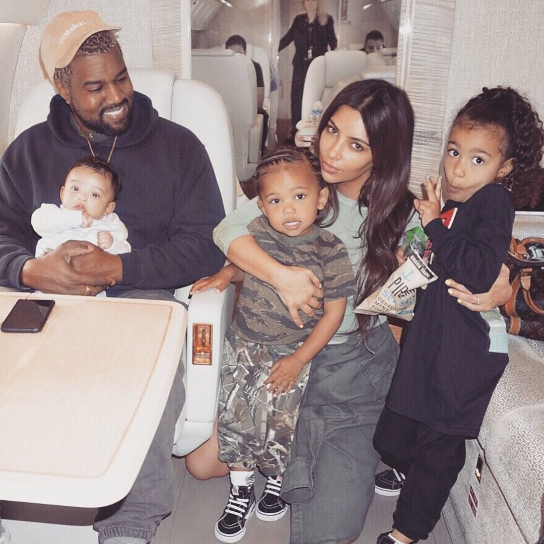 Chicago West Is Ready For Her Closeup In Kim Kardashian S