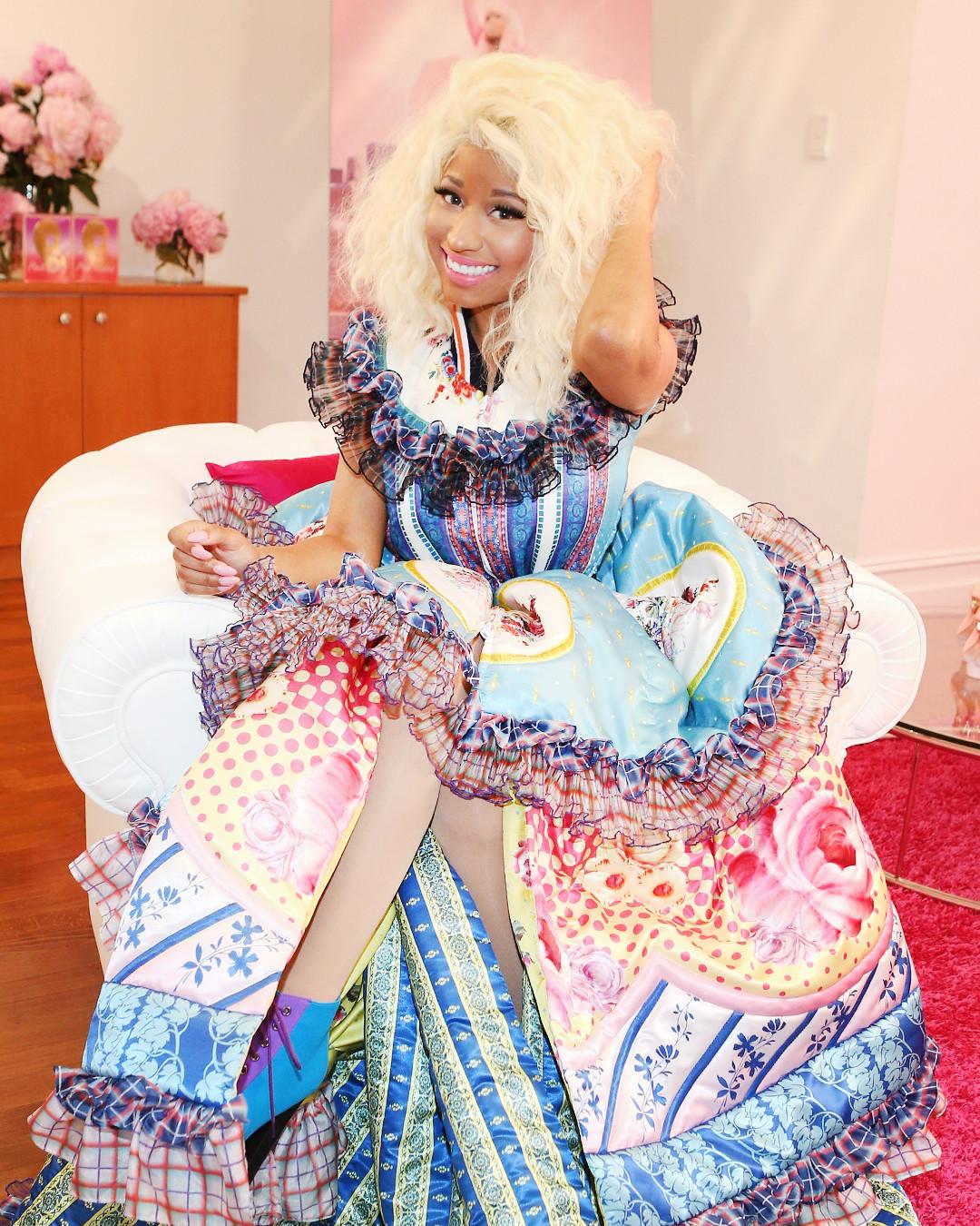 ESC: Nicki Minaj, Perfume Launch