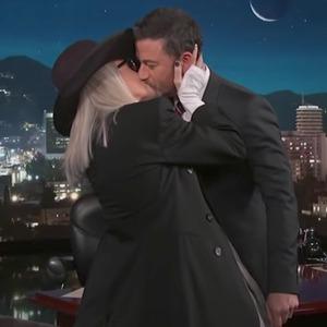 Diane Keaton, Jimmy Kimmel