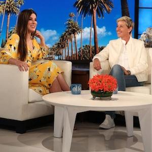 Sandra Bullock, Ellen DeGeneres
