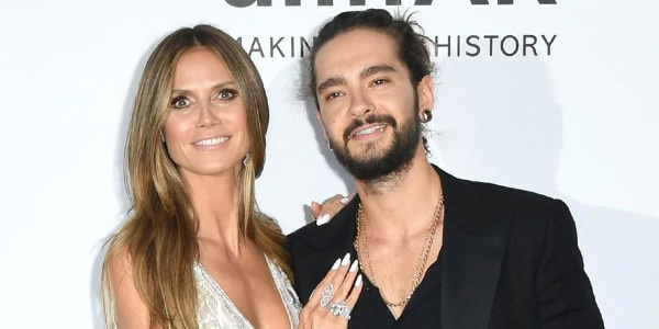 Heidi Klum Is Engaged To Boyfriend Tom Kaulitz E News