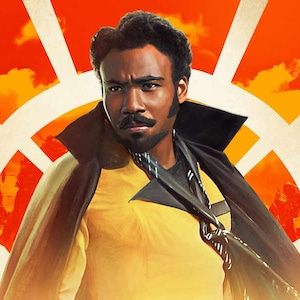 SOLO: A STAR WARS STORY CHARACTER POSTERS, Donald Glvoer