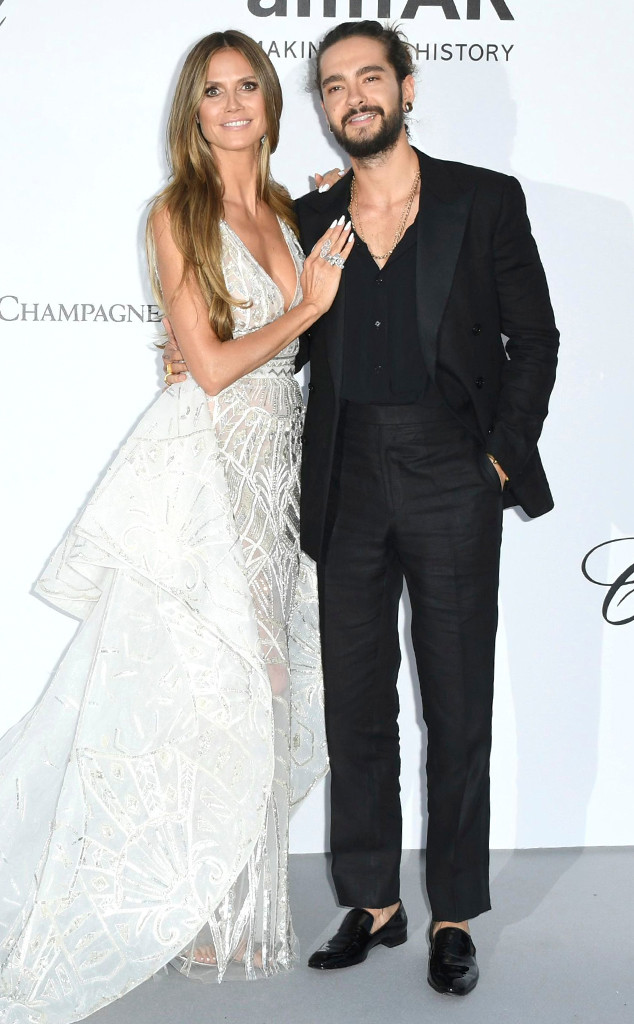 Heidi Klum Is Engaged To Boyfriend Tom Kaulitz E News