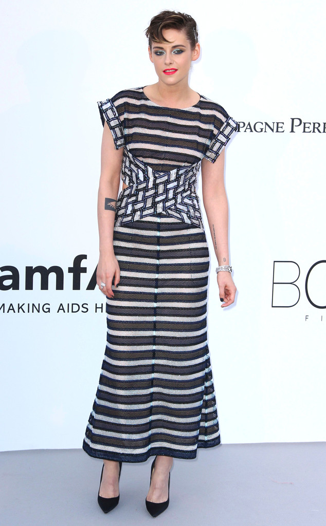 Kristen Stewart, amfAR, 2018 Cannes Film Festival