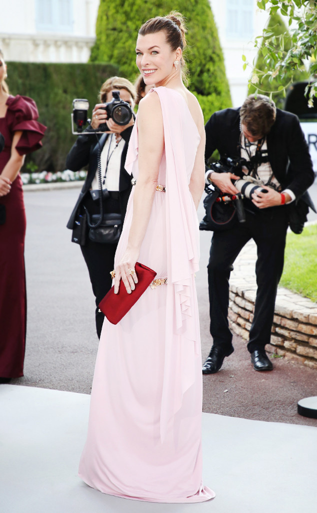 ESC: Best Dressed, Milla Jovovich