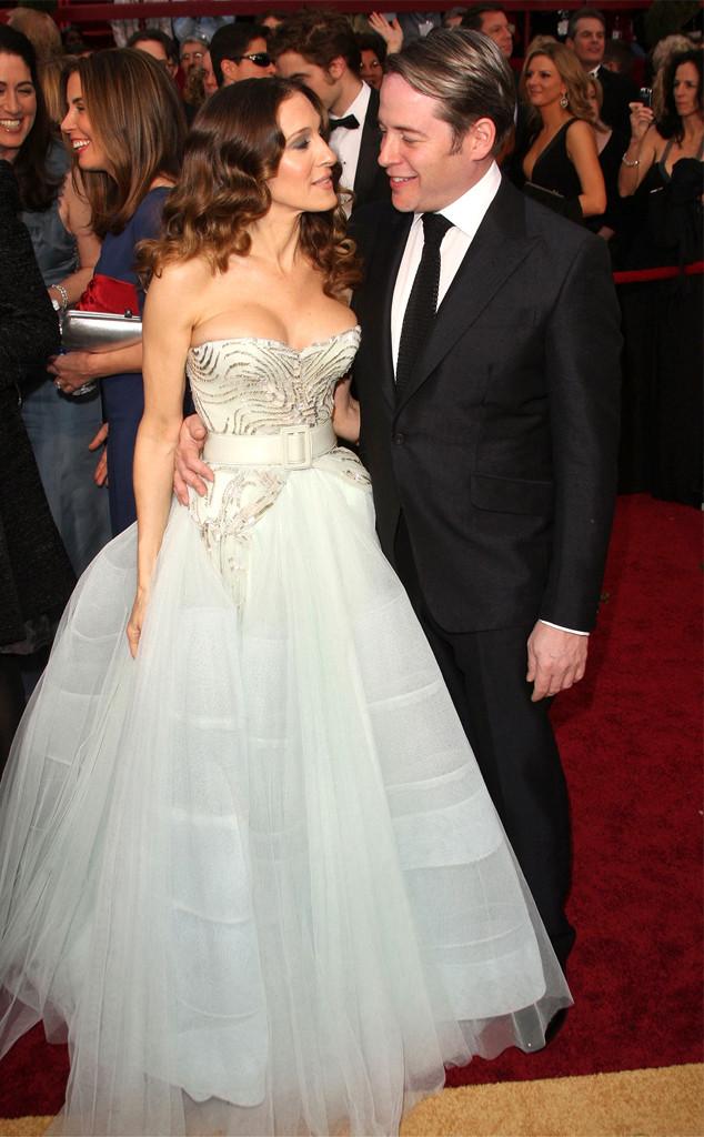 Sarah Jessica Parker, Matthew Broderick, 2009 Oscars