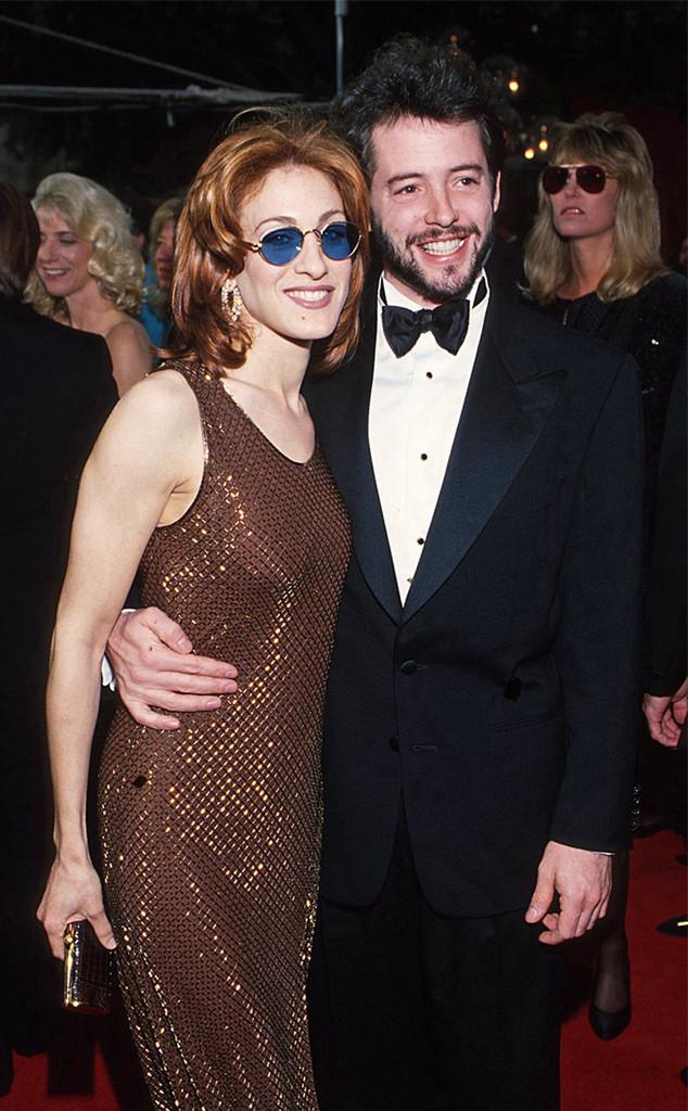 Sarah Jessica Parker, Matthew Broderick, 1993 Oscars