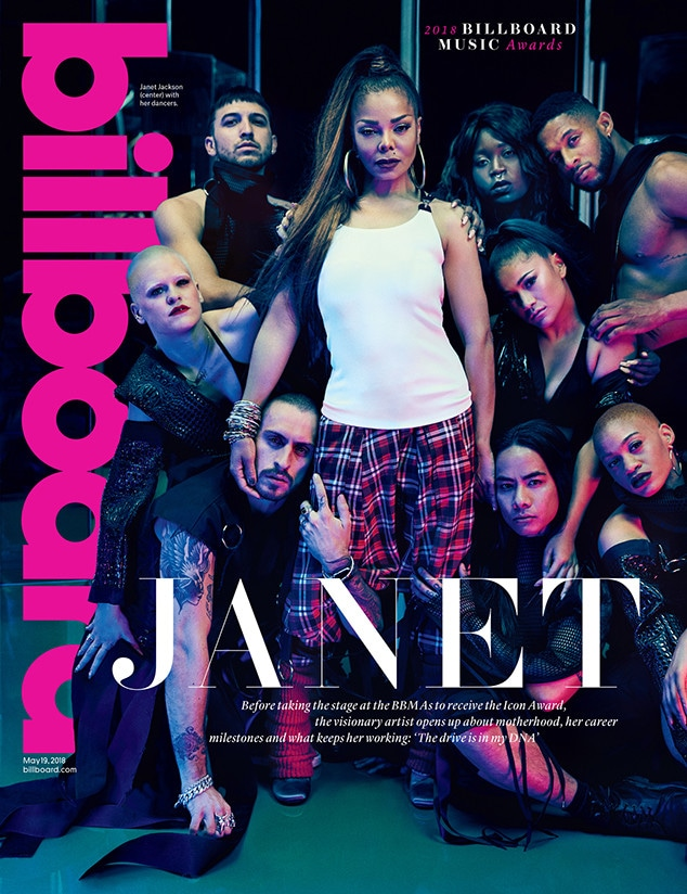 Janet Jackson, Billboard