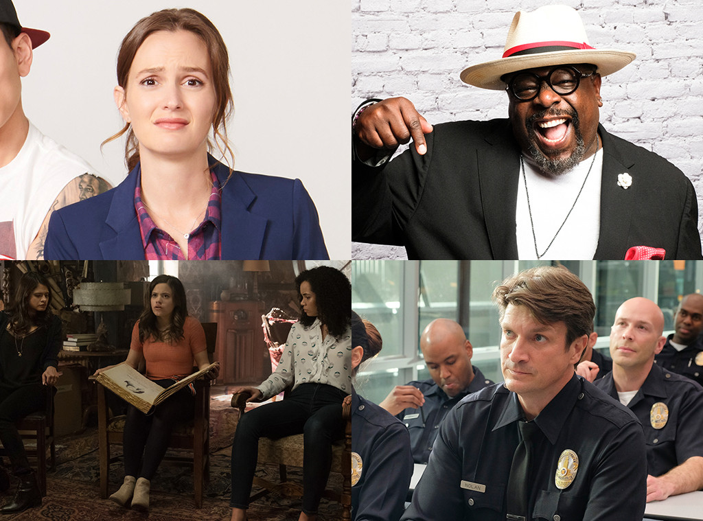 Single Parents, The Neighborhood, The Charmed Witches, The Rookie