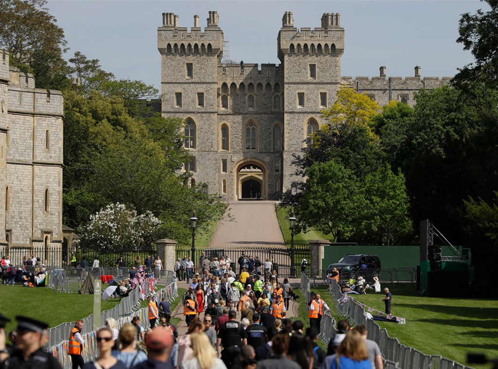 Windsor Castle, Royal Wedding 2018