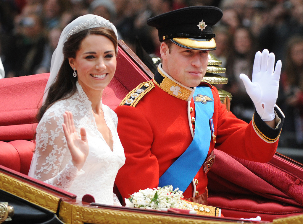 ESC: Prince William, Kate Middleton, Wedding