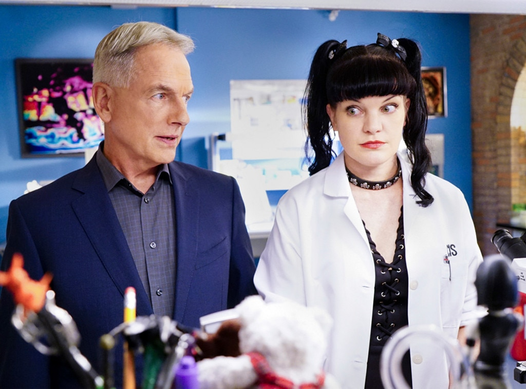 Pauley Perrette 'Terrified' of NCIS Star Mark Harmon, Revives 'Assault' Claim
