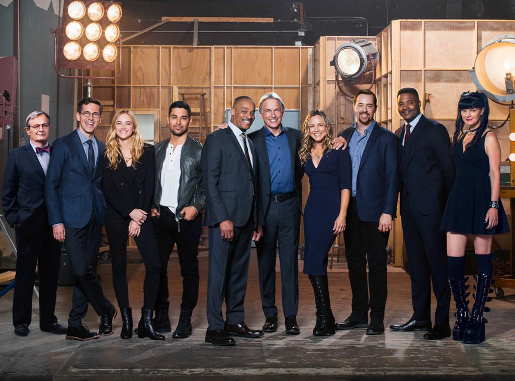 Pauley Perrette, Mark Harmon, NCIS, Season 15, Mario Bello, Wilmer Valderrama