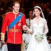 ESC: Kate Middleton, prince William, Wedding