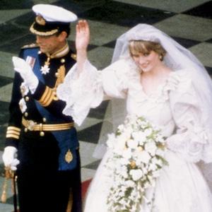 ESC: Princess Diana, Prince Charles, Wedding