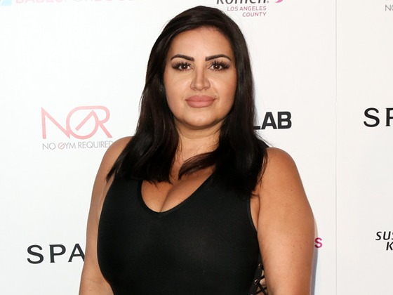 <i>Shahs of Sunset</i>'s Mercedes ''MJ'' Javid Dishes on Her First Christmas With Newborn Son