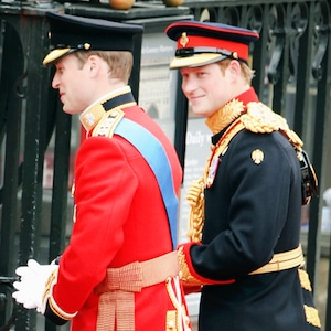 ESC: Prince William, Prince Harry, Middleton Wedding
