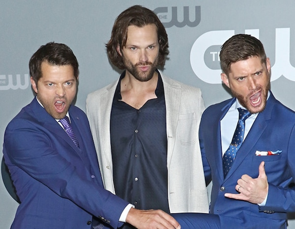 Misha Collins Jared Padalecki Jensen Ackles From The Big Picture Todays Hot Photos