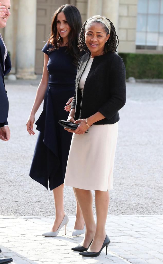 ragland single women Meghan markle has arrived at cliveden house with her mother doria ragland, where she will spend her last night as a single woman before marrying into the royal family tomorrow, 19 may, 2018.