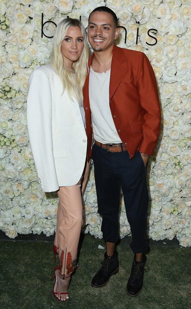 Ashlee Simpson & Evan Ross -  Perfect pair!