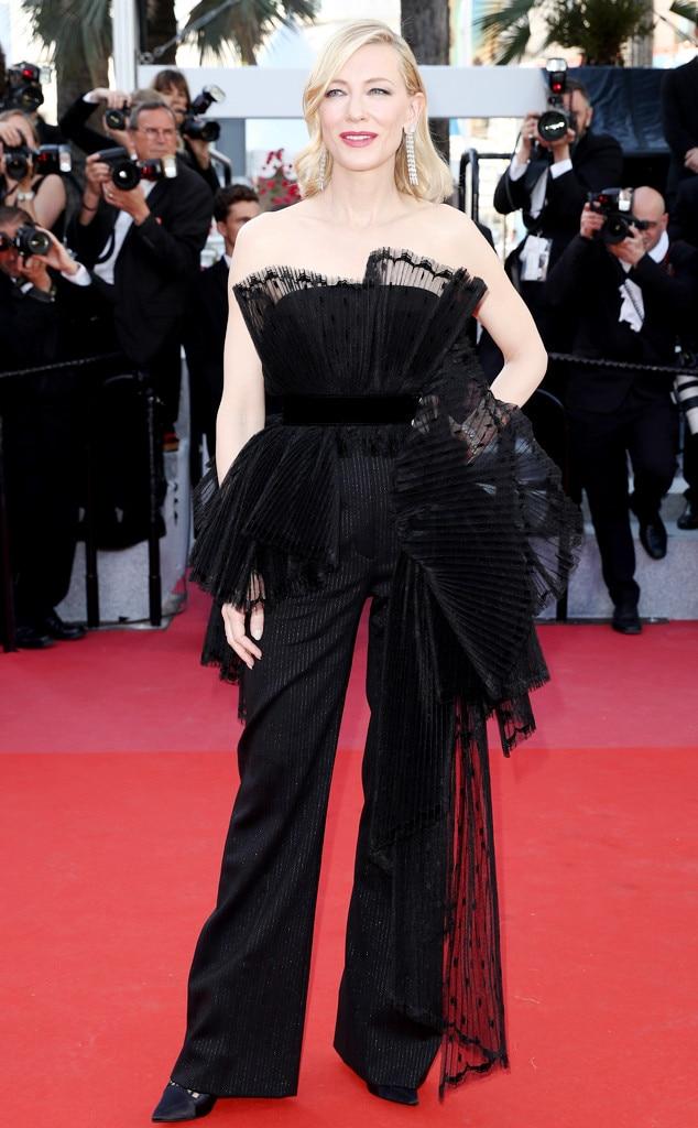 ESC: Cannes Best Beauty, Cate Blanchett
