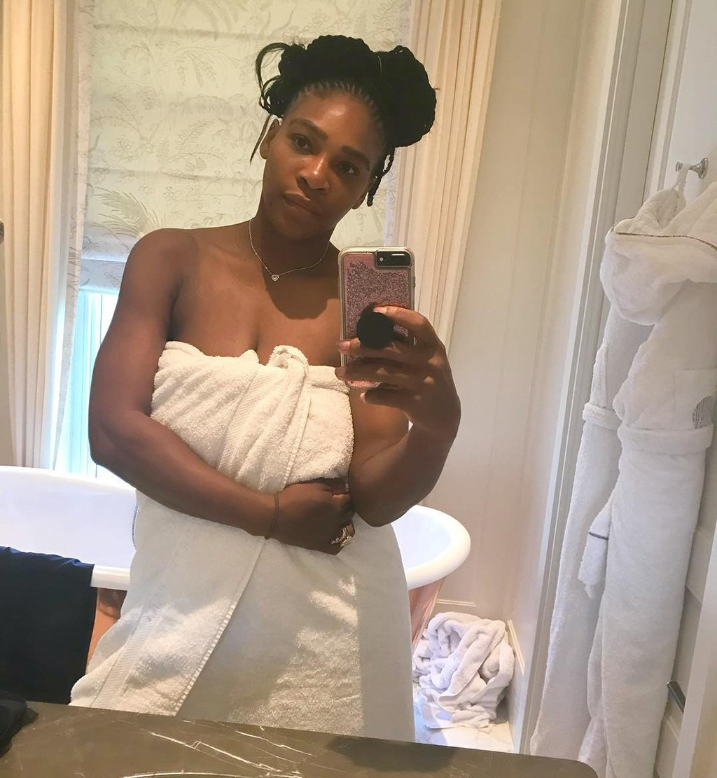 Todays The Day From Serena Williams Royal Wedding Photo -9910