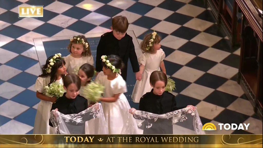 Wedding Party, Bridal Party, Page Boys, Bridesmaids