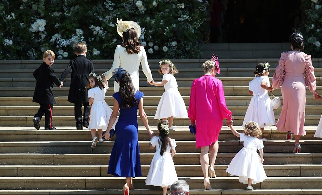 Prince George, Princess Charlotte, Children, Royal Wedding