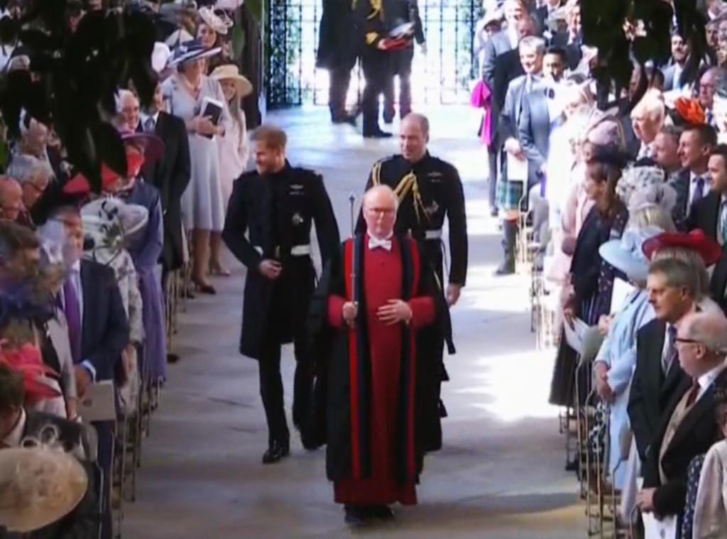 ESC: Prince Harry