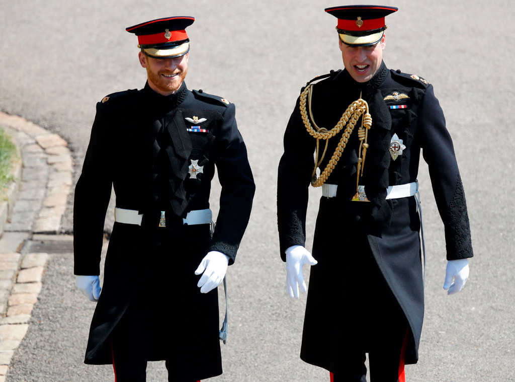 The Truth About Why Prince William and Prince Harry Are