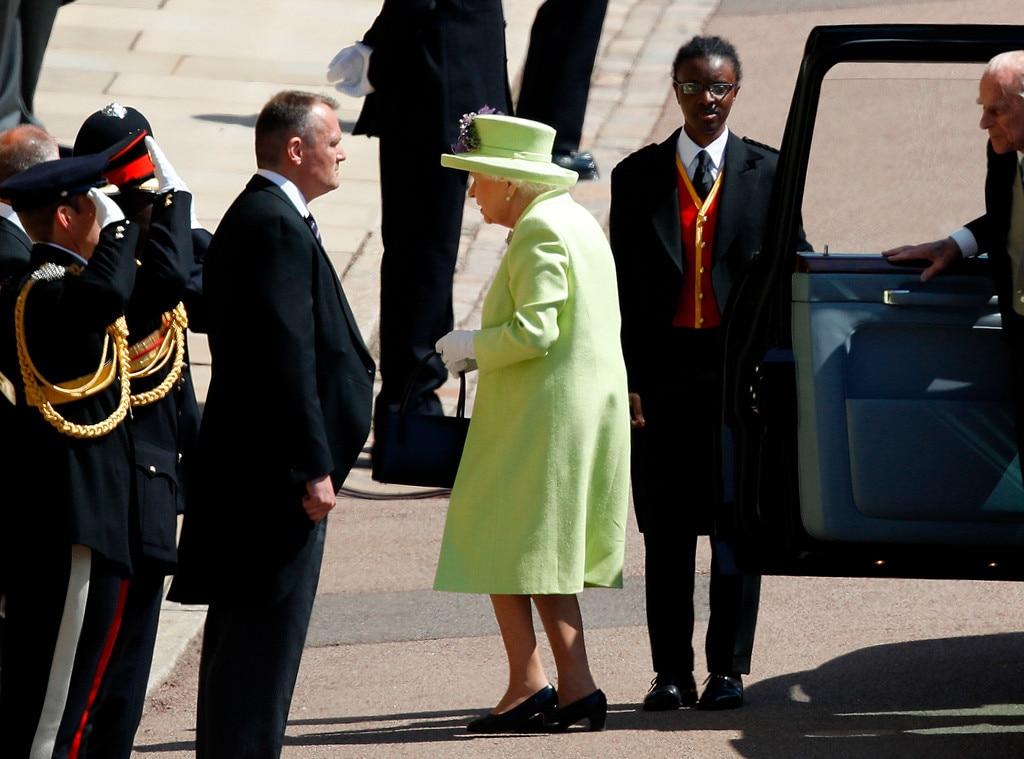 Queen Elizabeth, Royal Wedding